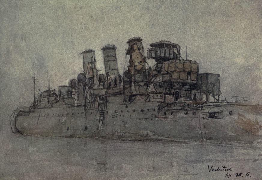The Naval Front - H.M.S. Vindictive: April 25th, 1918 (1920)