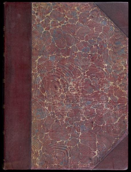 The Necropolis of Ancon Vol. 1 - Front Cover  (1880)
