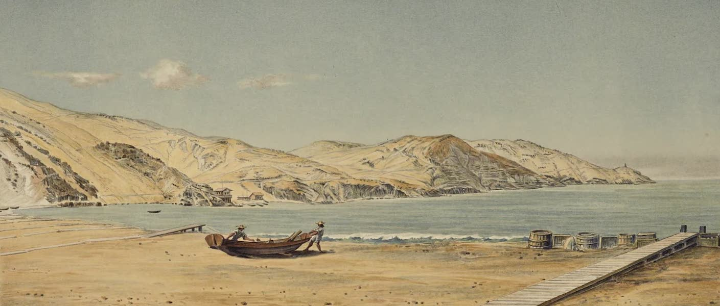 The Necropolis of Ancon Vol. 1 - The terraced hills South of Ancon (1880)