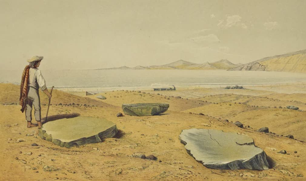 The Necropolis of Ancon Vol. 1 - The northern Part of Ancon Bay and the millstones of the Necropolis (1880)