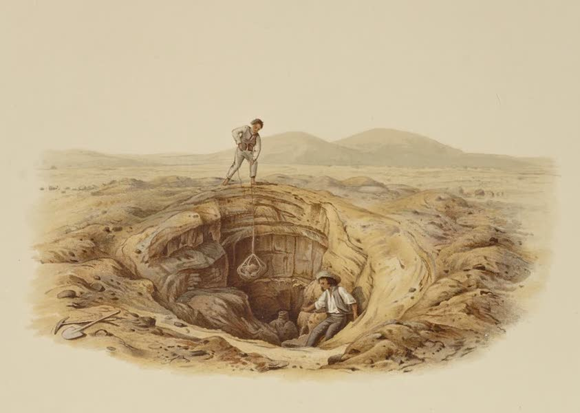 The Necropolis of Ancon Vol. 1 - The deep grave of the false-headed Mummies (1880)