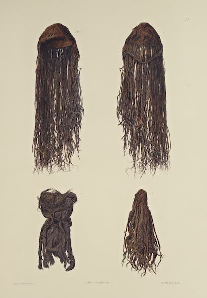 The Necropolis of Ancon Vol. 1 - Wigs of the false heads (1880)