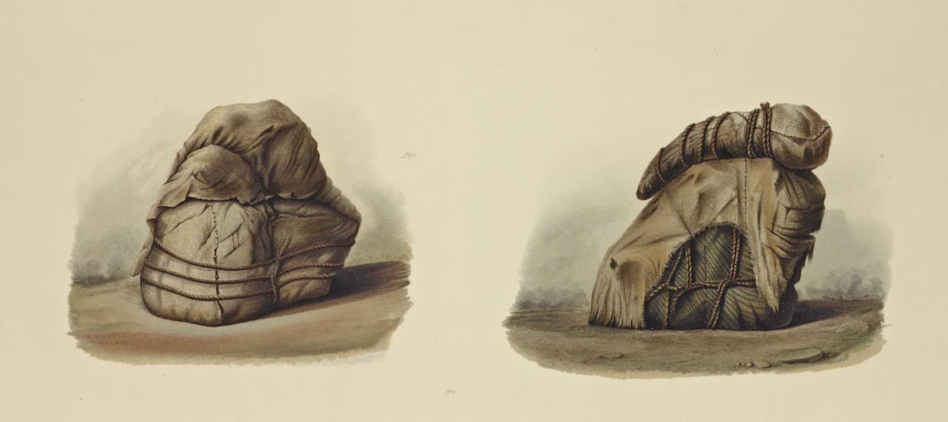 The Necropolis of Ancon Vol. 1 - Poorly equipped Mummy (1880)
