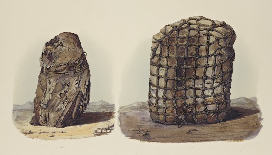 The Necropolis of Ancon Vol. 1 - Poorly equipped Mummies (1880)