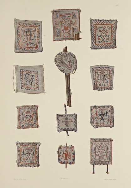The Necropolis of Ancon Vol. 1 - Painted sepulchral Tablets (1880)