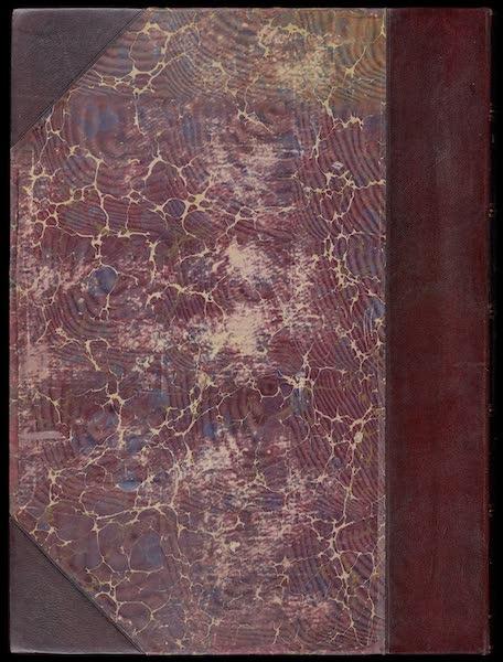 The Necropolis of Ancon Vol. 1 - Back Cover (1880)