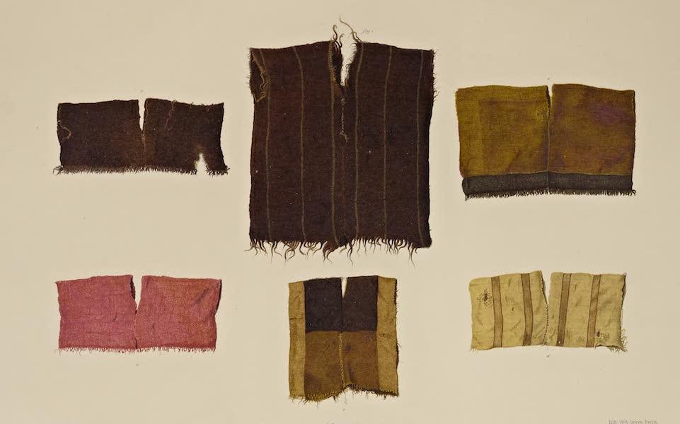 The Necropolis of Ancon Vol. 2 - Simple Woollen Garments (1880)