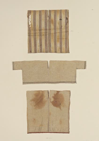 The Necropolis of Ancon Vol. 2 - Simple Cotton Gaiments (1880)