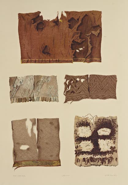 The Necropolis of Ancon Vol. 2 - Various kinds of Garments (1880)