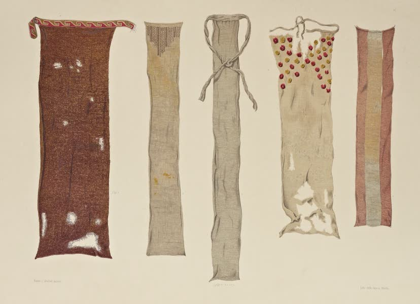 The Necropolis of Ancon Vol. 2 - Materials for Robes of the Talaria Type (1880)