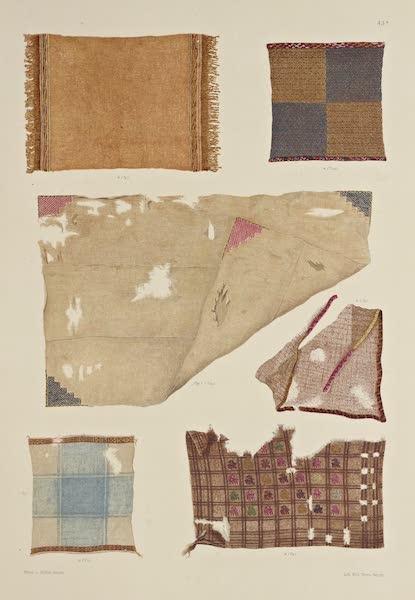 The Necropolis of Ancon Vol. 2 - Dress Materials (1880)
