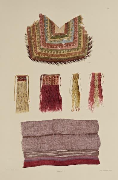 The Necropolis of Ancon Vol. 2 - Loin-Girdles and Woollen Cloths (1880)