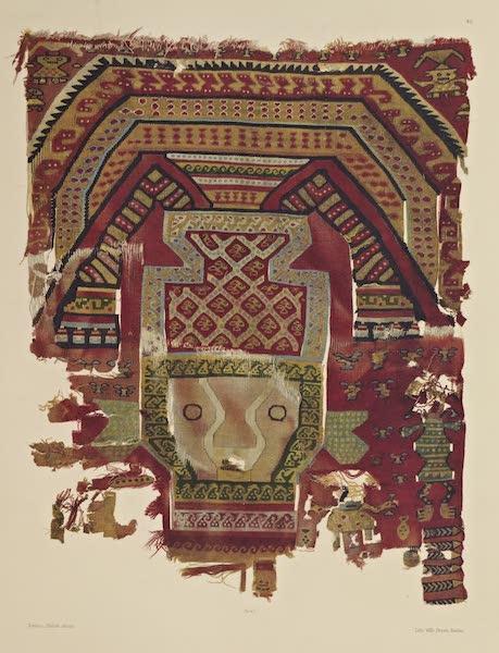 The Necropolis of Ancon Vol. 2 - Gobelins fabric ornamented in superior style (1880)