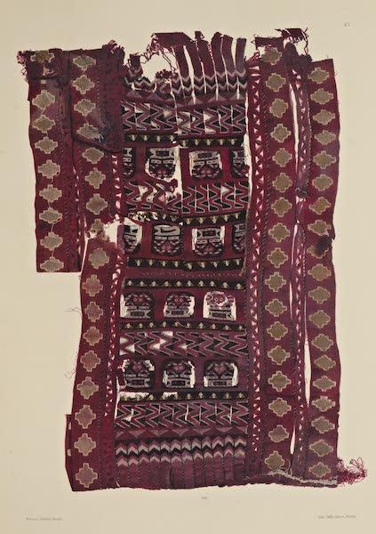 The Necropolis of Ancon Vol. 2 - Half of a fine Woollen Garment (1880)