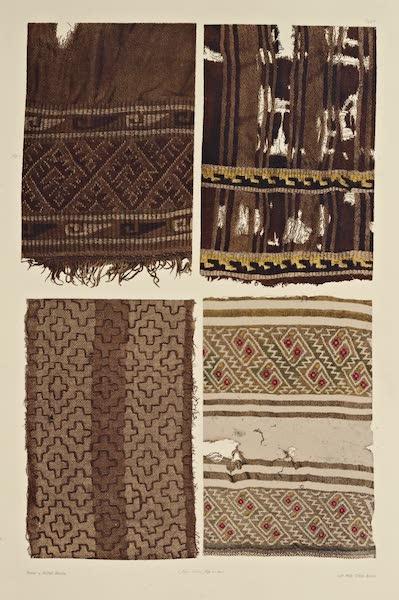 The Necropolis of Ancon Vol. 2 - Cotton dress Materials (1880)