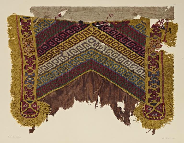 The Necropolis of Ancon Vol. 2 - Border of a Robe of the Talaria Type (1880)