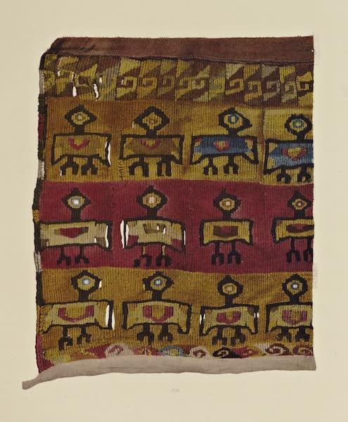 The Necropolis of Ancon Vol. 2 - Woollen border of a flowing Garment (1880)