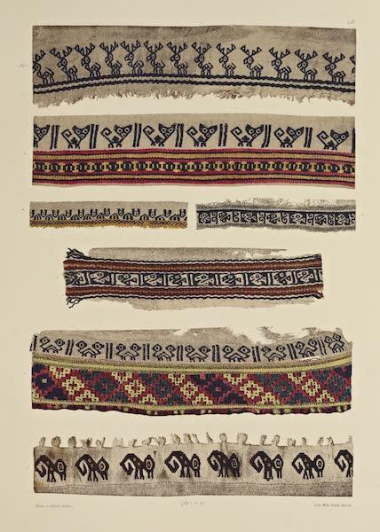 The Necropolis of Ancon Vol. 2 - Ornamental Hems of small Cotton cloths (1880)