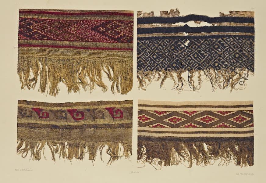 The Necropolis of Ancon Vol. 2 - Borderings of Garments (1880)