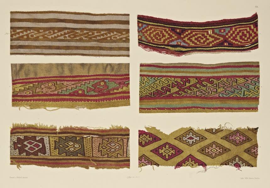 The Necropolis of Ancon Vol. 2 - Woollen Dress Borderings (1880)