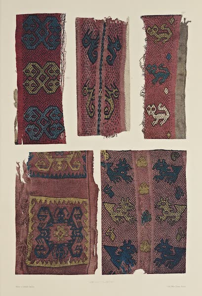 The Necropolis of Ancon Vol. 2 - Woollen Borders and Cotton dress Materials (1880)