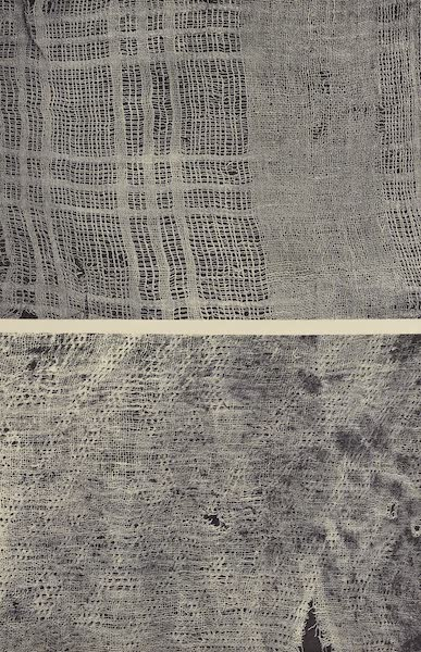 The Necropolis of Ancon Vol. 2 - Loosely woven and reticulated Cotton stuffs (1880)