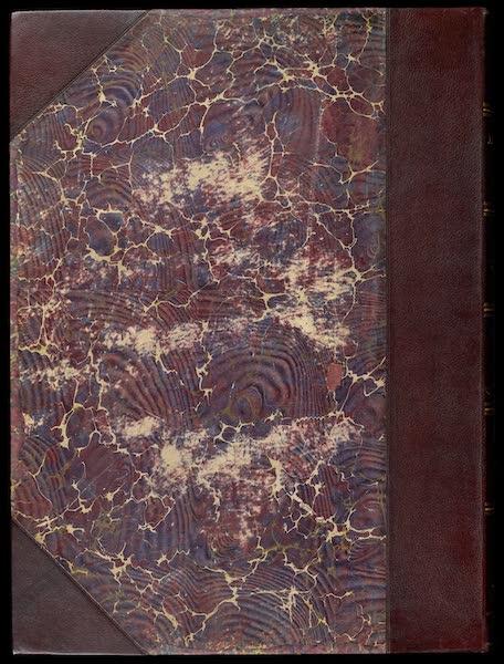 The Necropolis of Ancon Vol. 2 - Back Cover (1880)