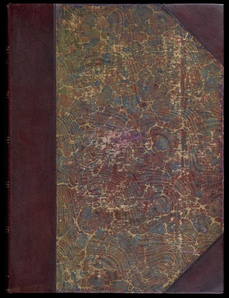 The Necropolis of Ancon Vol. 3 - Front Cover  (1880)