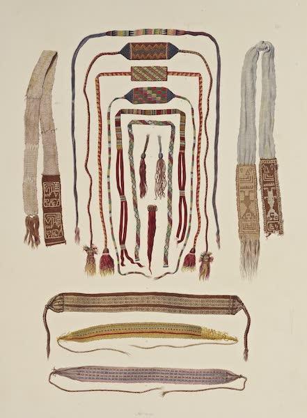 The Necropolis of Ancon Vol. 3 - Fillets (1880)