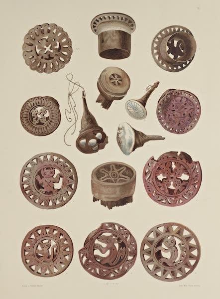 The Necropolis of Ancon Vol. 3 - Ear-Pendants (1880)