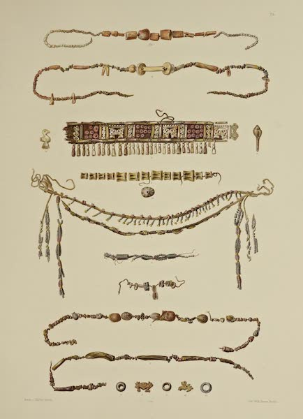 The Necropolis of Ancon Vol. 3 - Necklaces and Bracelets (1880)