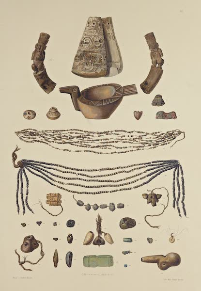 The Necropolis of Ancon Vol. 3 - Diverse Fancy and Ornamental Objects (1880)