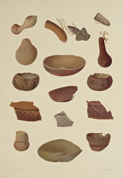 The Necropolis of Ancon Vol. 3 - Calabashes and Baskets (1880)