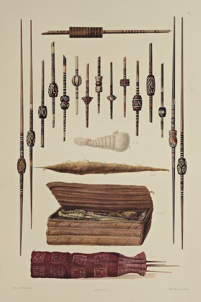 The Necropolis of Ancon Vol. 3 - Spindles and Workbaskets (1880)