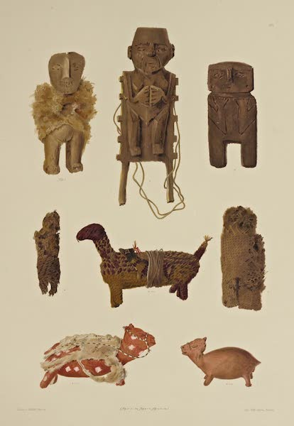 The Necropolis of Ancon Vol. 3 - Dolls and Animal Figures (1880)
