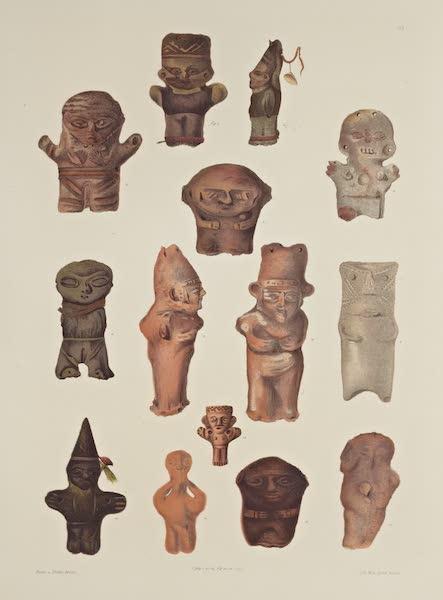 The Necropolis of Ancon Vol. 3 - Small Clay Figures (1880)