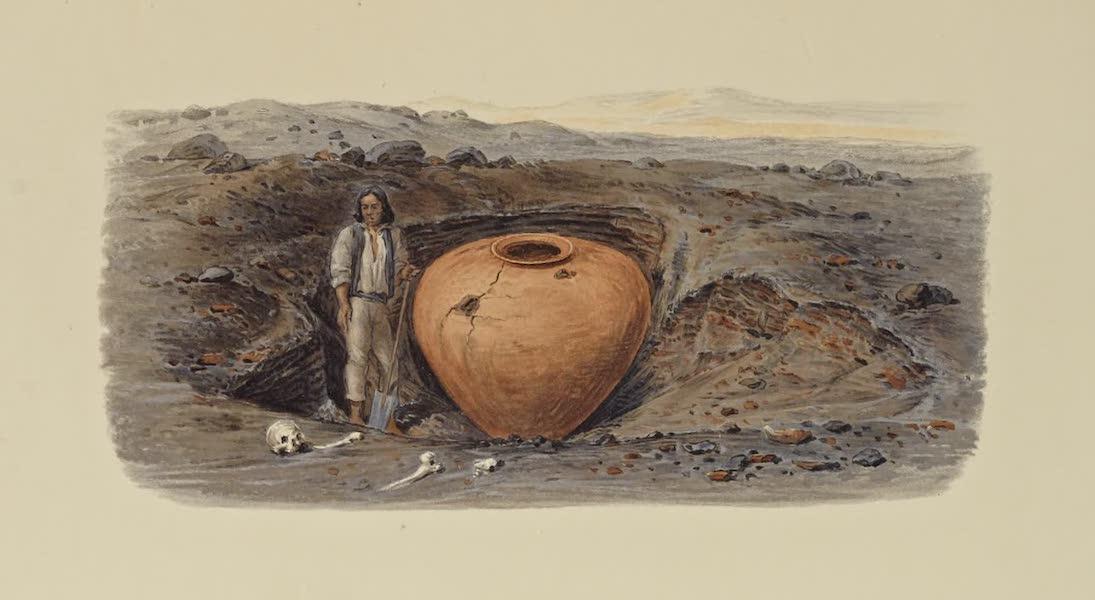 The Necropolis of Ancon Vol. 3 - Large Cliicha Vessel (1880)