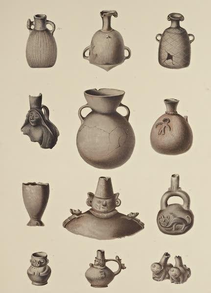 The Necropolis of Ancon Vol. 3 - Black Earthenware Vessels (1880)