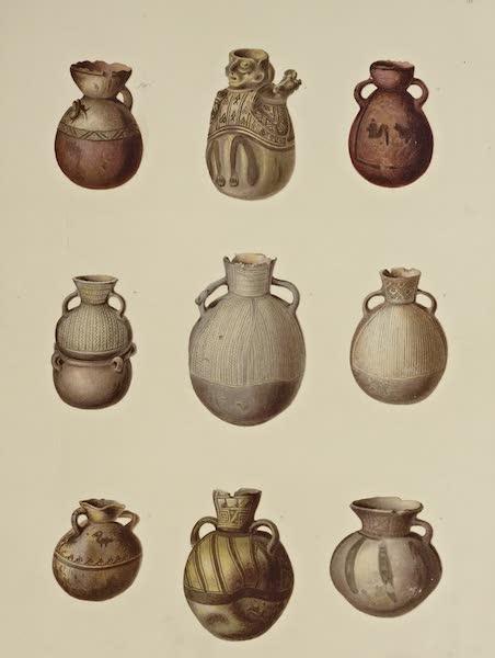 The Necropolis of Ancon Vol. 3 - Fine Earthenware (1880)