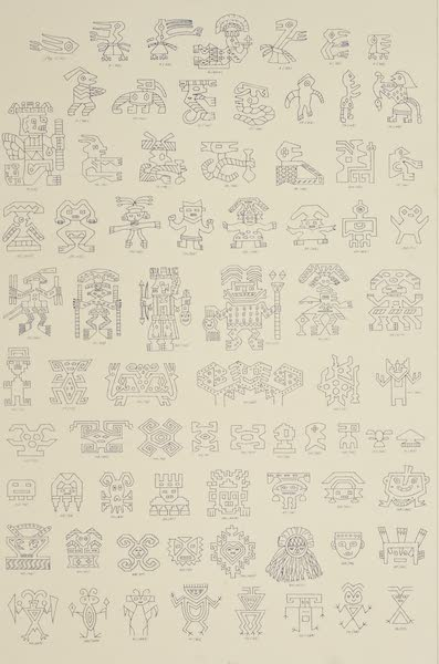 The Necropolis of Ancon Vol. 3 - Human Forms and Ornaments derived from them (1880)