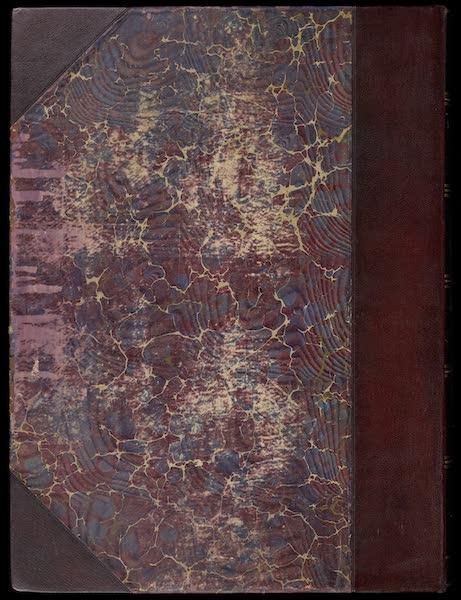 The Necropolis of Ancon Vol. 3 - Back Cover (1880)