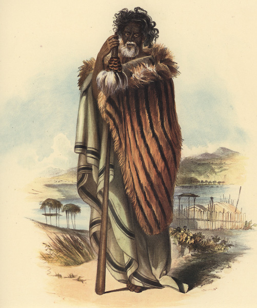 The New Zealanders Illustrated - Muriwhenua (1847)