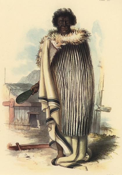 The New Zealanders Illustrated - Kahawai (1847)