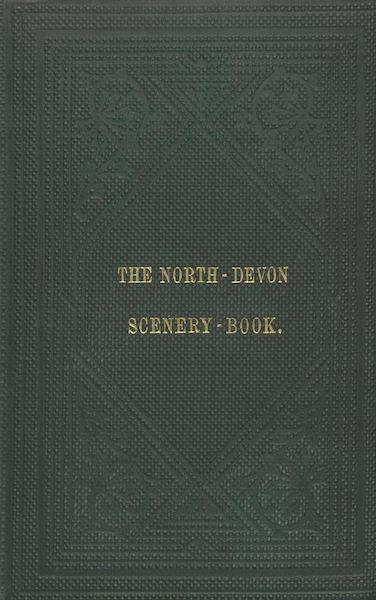 The North-Devon Scenery-Book - Front Cover (1863)