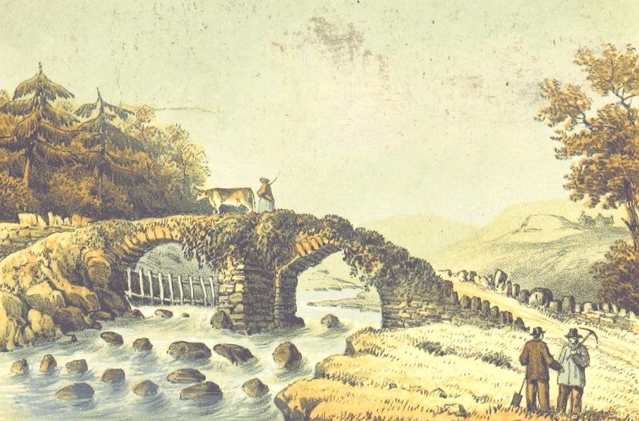 The North-Devon Scenery-Book - Simonsbath, Exmoor (1863)