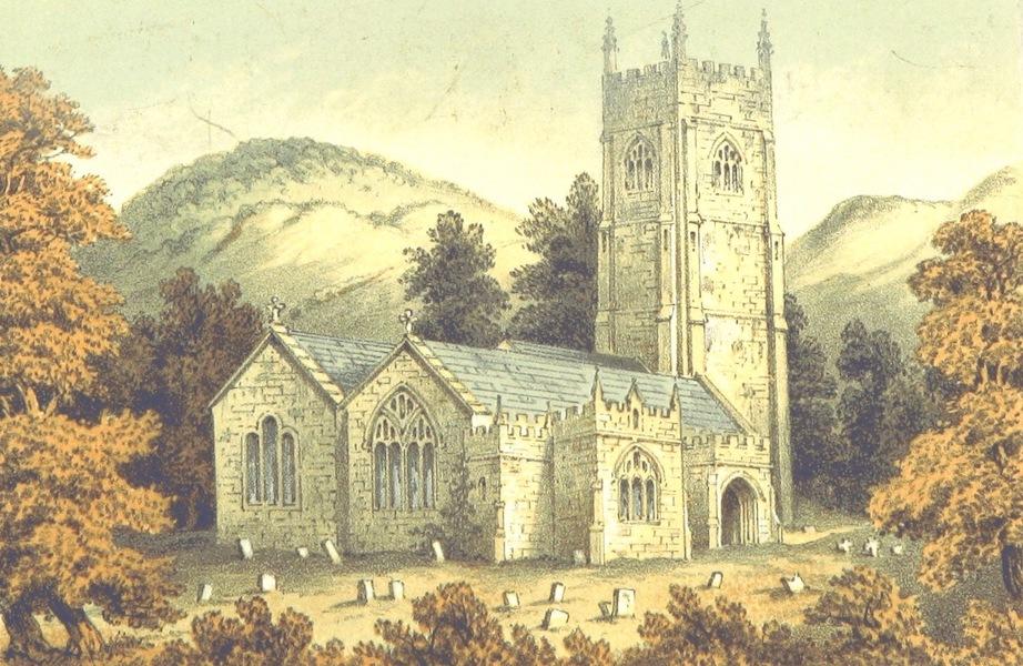 The North-Devon Scenery-Book - St. Peters, Combmartin (1863)