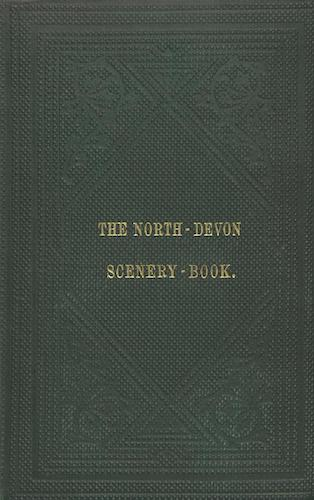 Great Britain - The North-Devon Scenery-Book