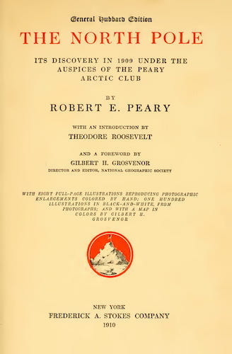 Biodiversity Heritage Library - The North Pole