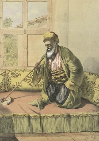 The Oriental Album - A Turkish Effendi (1862)