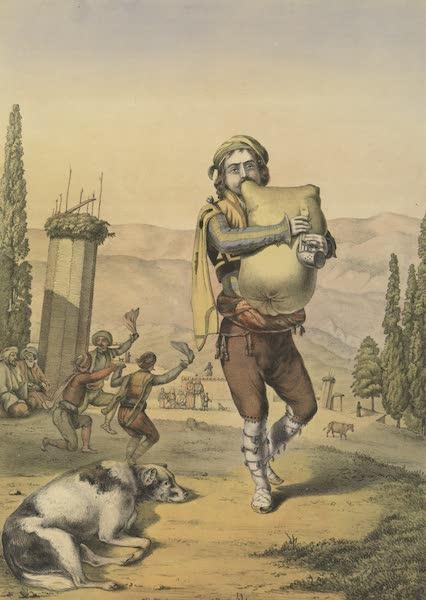 The Oriental Album - Armenian Piper (1862)
